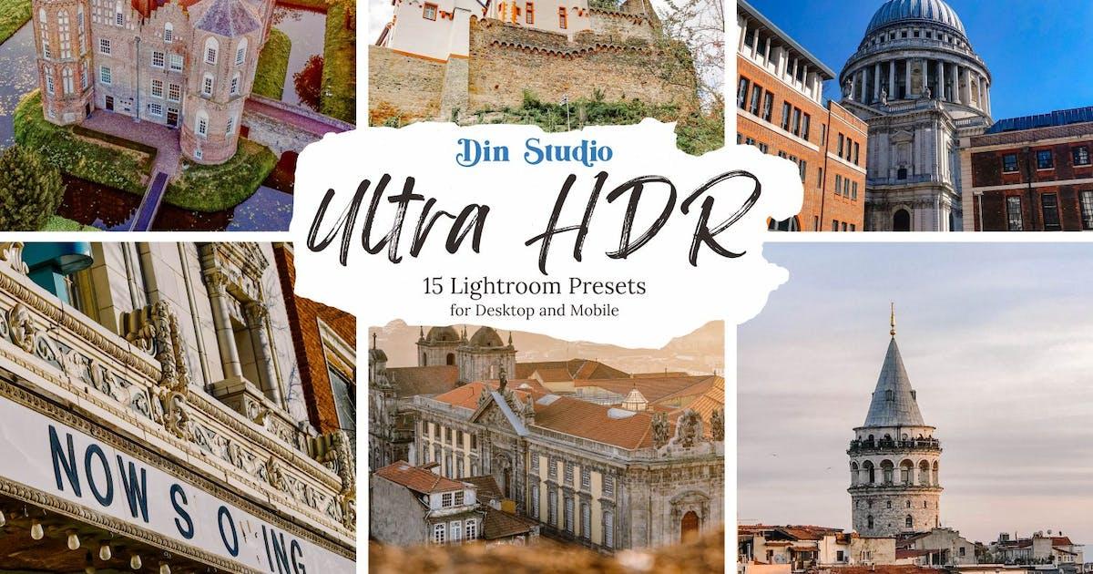 Download Ultra HDR Lightroom Presets by Din-Studio