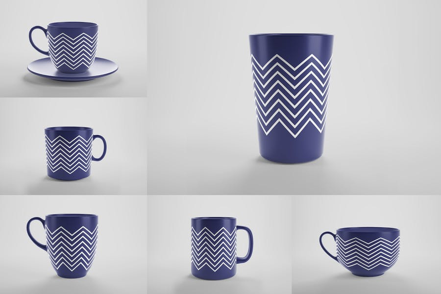 Mugs & Cups Mockups