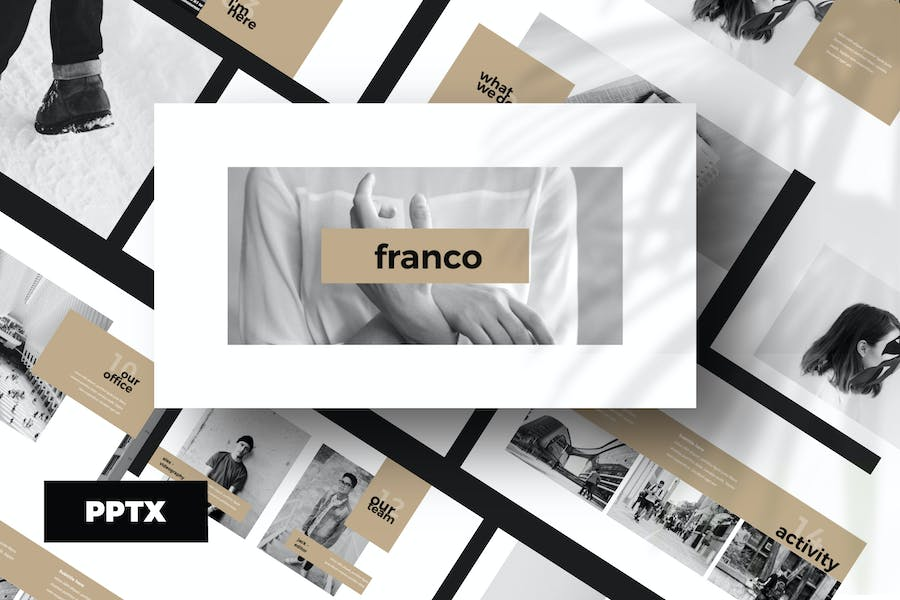 Franco - Powerpoint Template