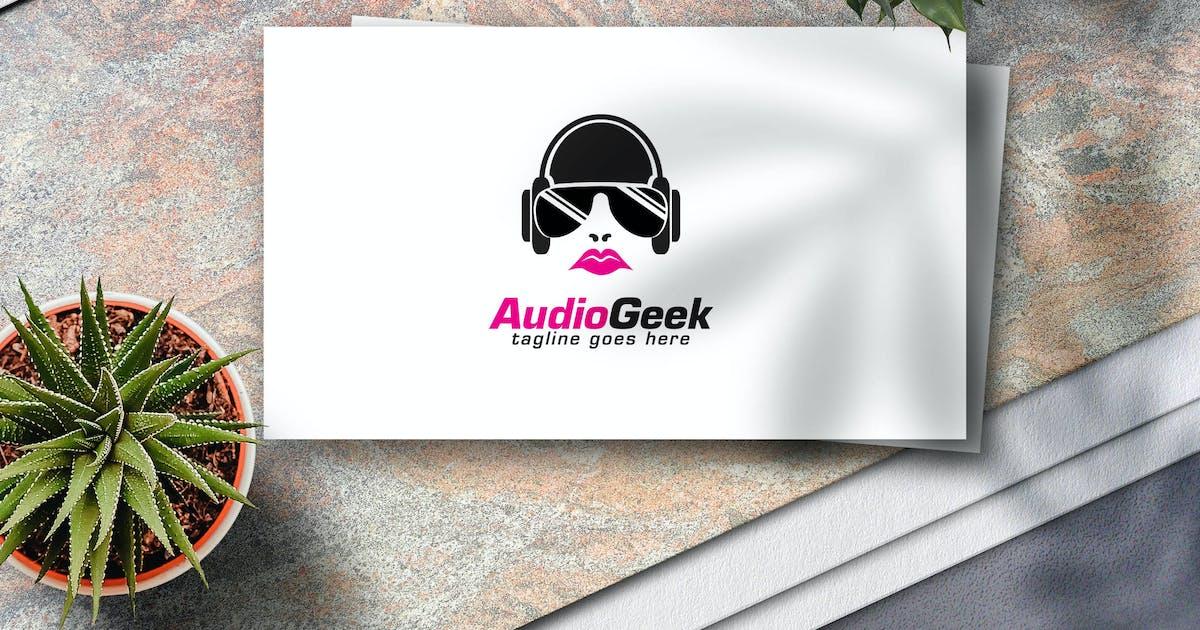 Download Audio Geek Logo by Voltury