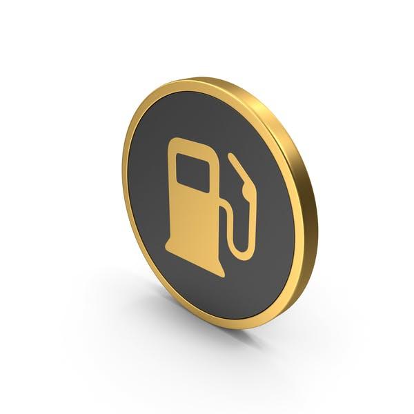 Gold Icon Fuel