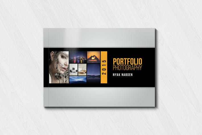 Thumbnail for Professional Album Photo Template