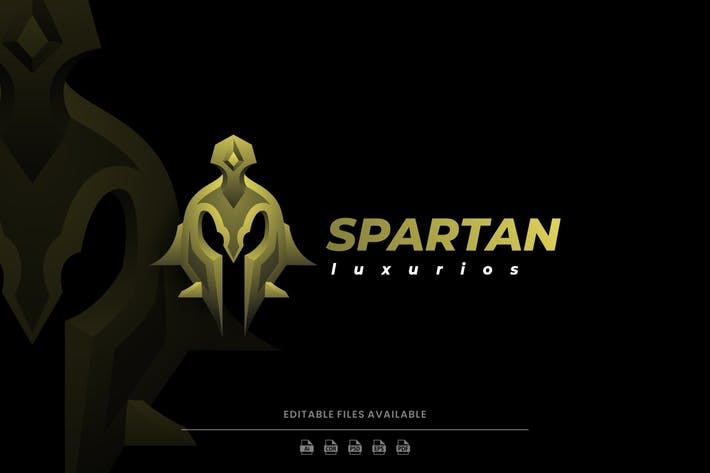 Spartan Luxurious Logo