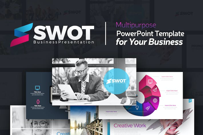 Thumbnail for SWOT Business Presentation