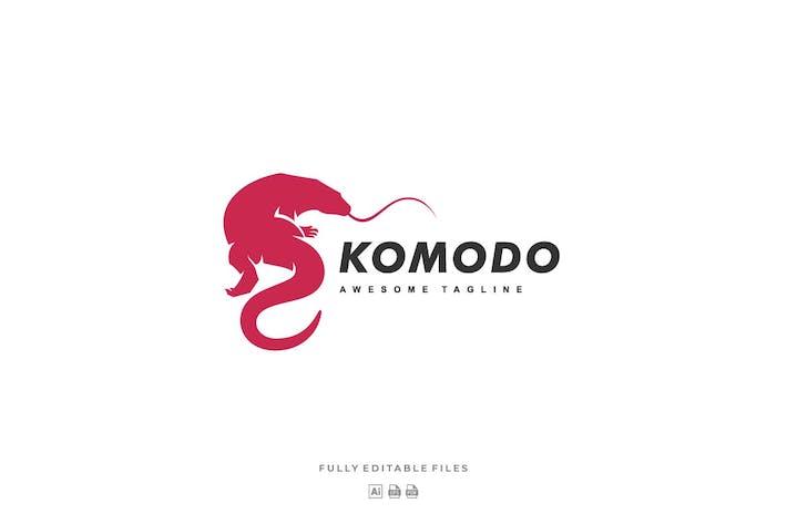 Komodo Macot Logo