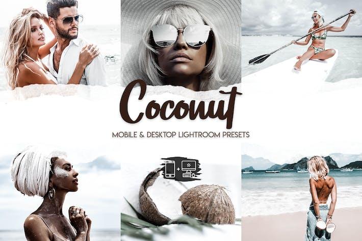 Thumbnail for Пресеты кокосового освещения
