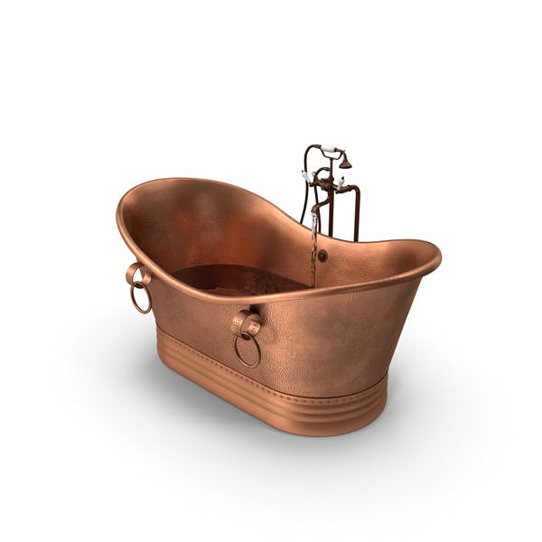Thumbnail for Contemporary Bathtub