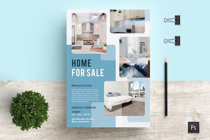 Thumbnail for Seren Professional Real Estate Flyer