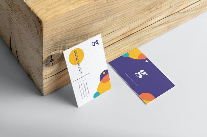 Thumbnail for Mytemp - Minimalist Business Card v6