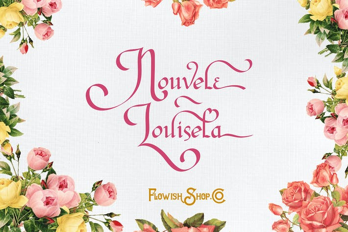 Cover Image For Nouvele Louisela.