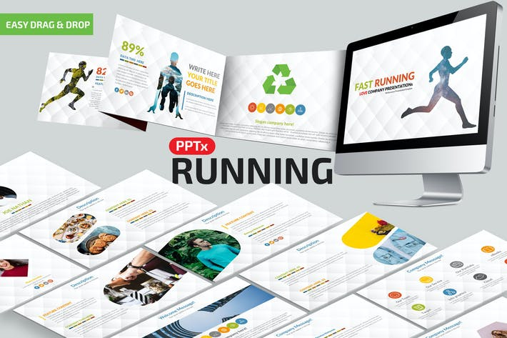 Thumbnail for Fast Running Powerpoint