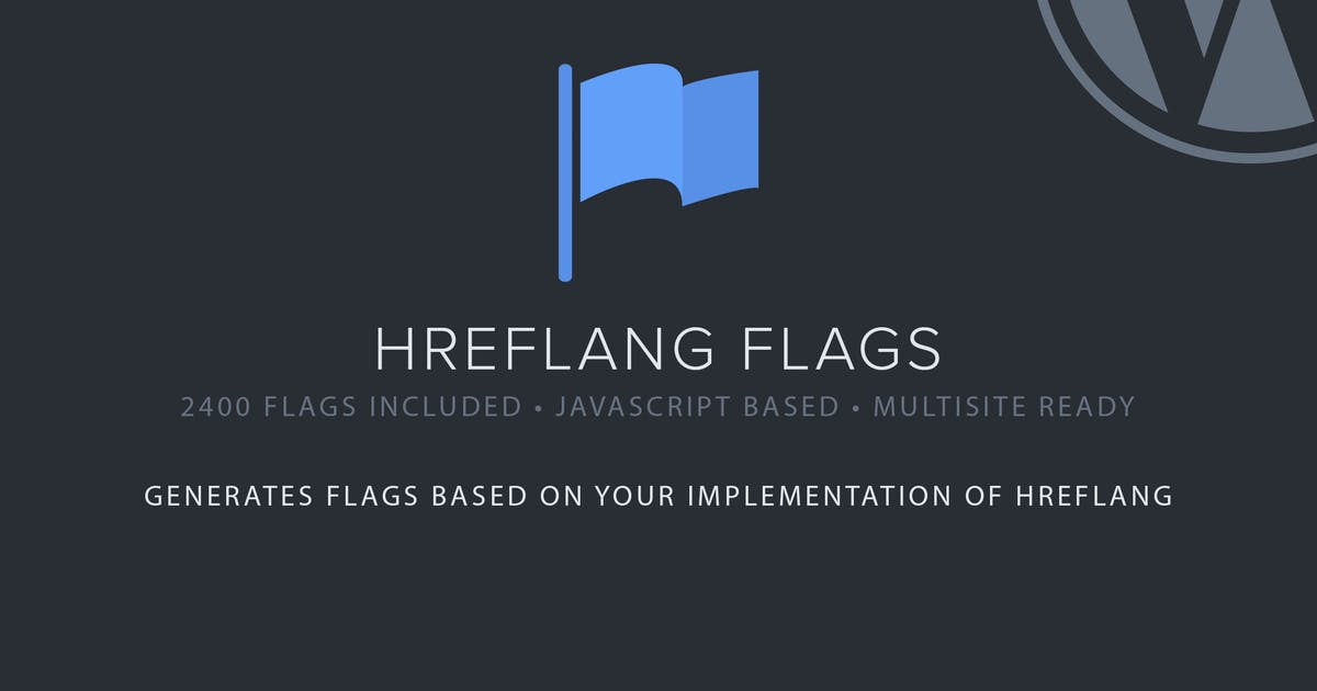 Hreflang Flags by DAEXT