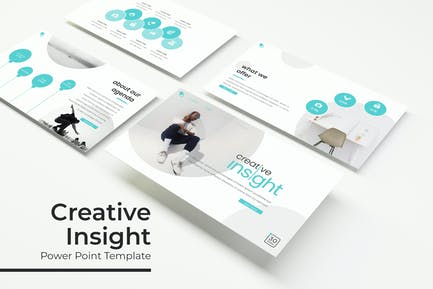 Creative Insight - Powerpoint Template
