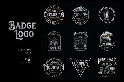 Insignia Logo - Adventure Series Vol. 1