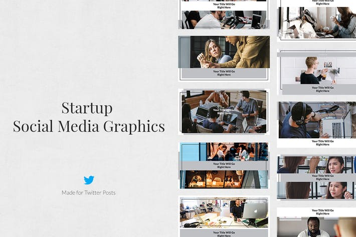 Thumbnail for Startup Twitter Posts