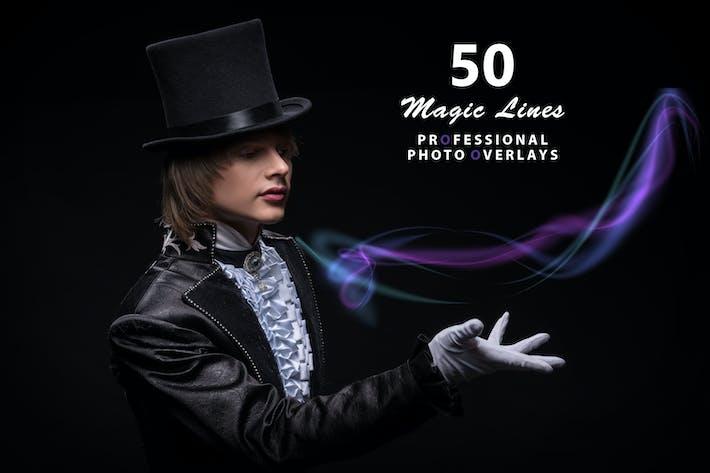 Thumbnail for 50 Магических Линий ФотоНаложения