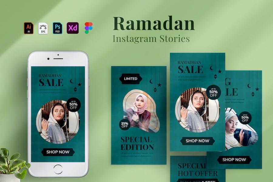 Ramadan Sale Instagram Stories 03