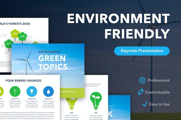 Thumbnail for Environment Friendly Keynote