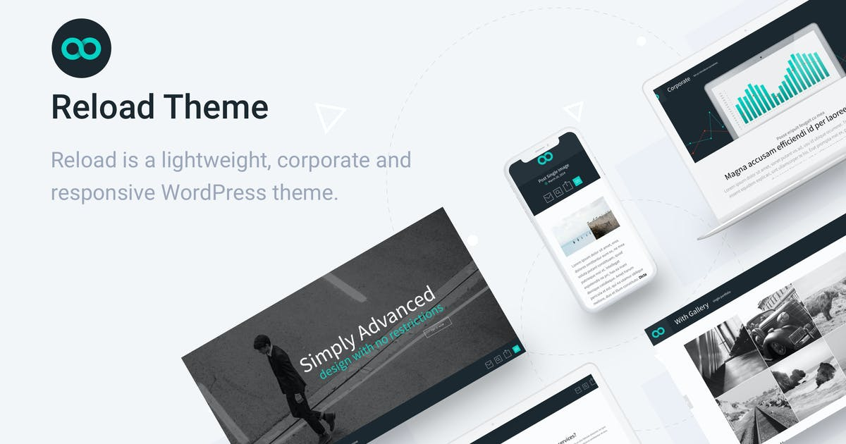 Download Reload - Responsive Multi-Purpose WordPress Theme by greatives