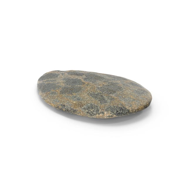 Smooth River Rock