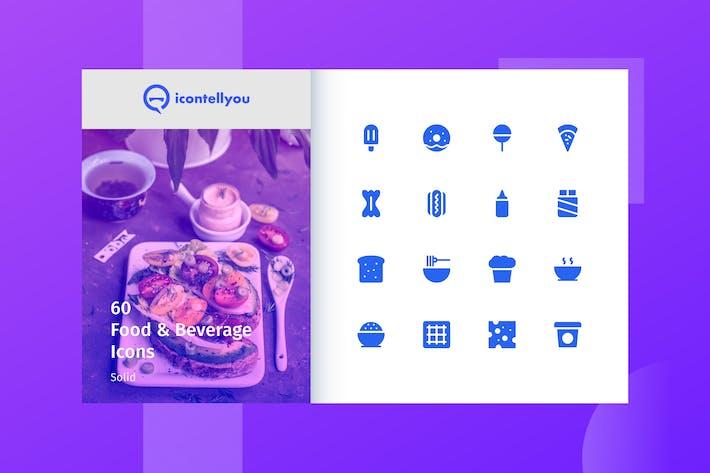 Thumbnail for Icontellyou - Comida y Bebidas (Sólido)