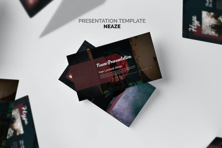 Thumbnail for Neaze : Hypebeast Fashion Business Keynote