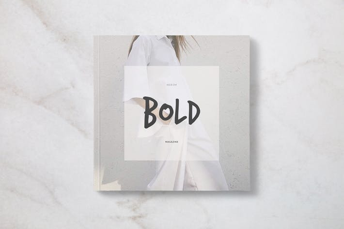 Thumbnail for Bold Magazine