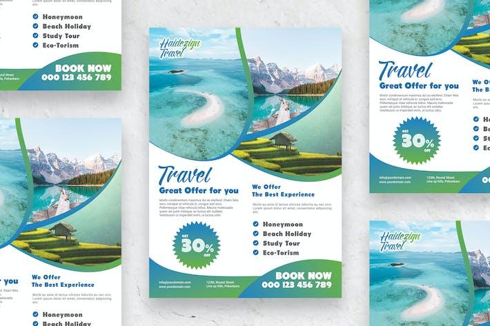 Travel - Poster