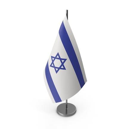 Tischfahne Israel