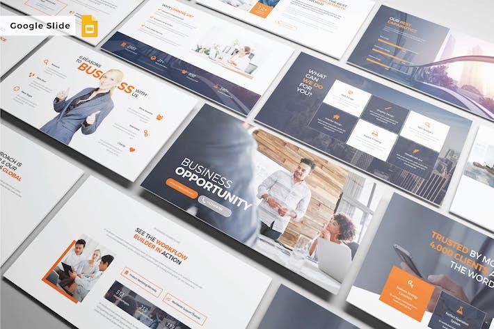 Thumbnail for BUSINESS OPPORTUNITY - Google Slide V348