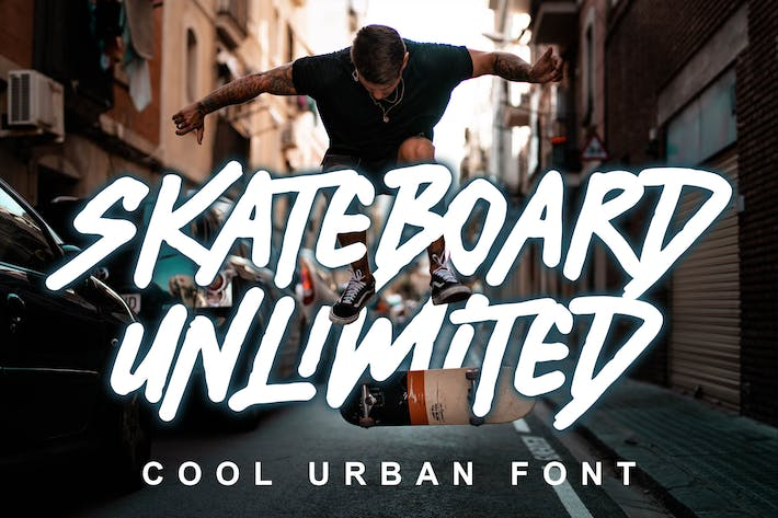 Thumbnail for Skateboard Unlimited Police