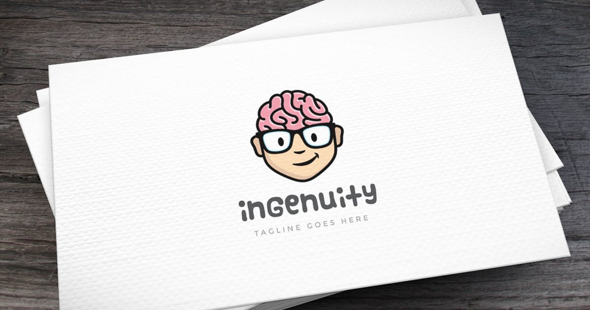 Download Ingenuity Logo Template by empativo