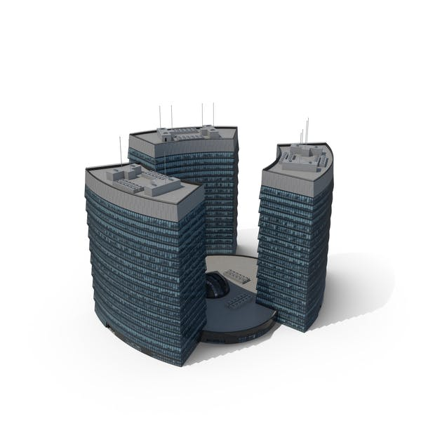 Thumbnail for Business Centre Skyscrapers
