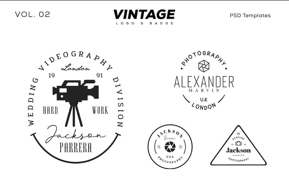 Download Logo & Badge Vol. 2 by sagesmask