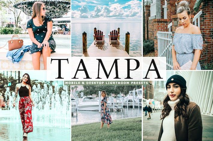 Thumbnail for Tampa Mobile & Desktop Lightroom Presets