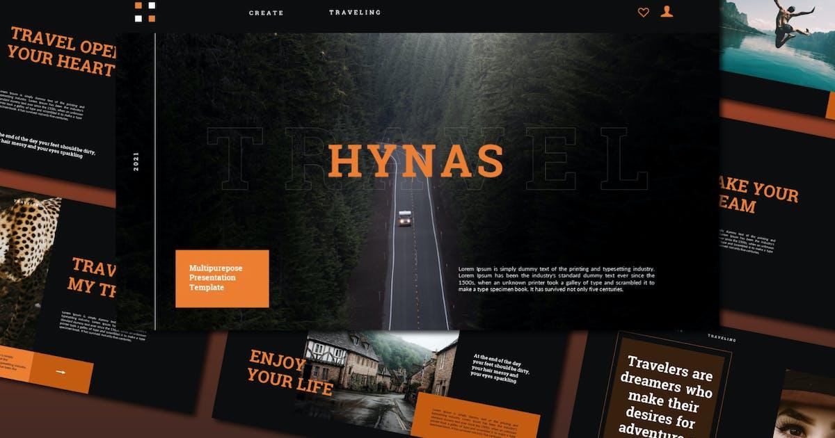 Download Hynas Powerpoint Template by axelartstudio
