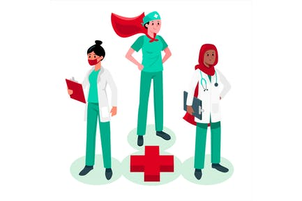 Medical Care Heroes