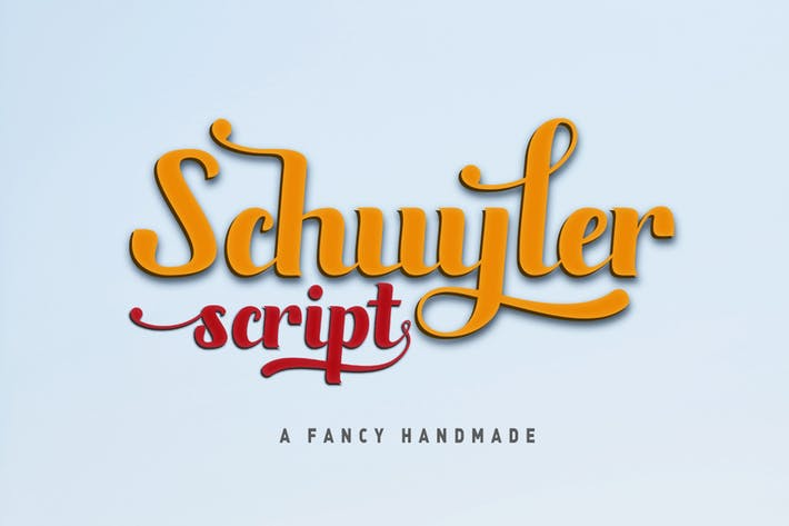 Thumbnail for Schuyler script
