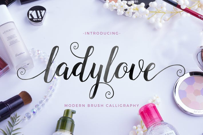 Thumbnail for Lady Love Script