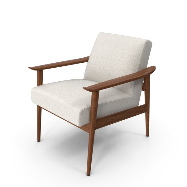 Thumbnail for Mid-Century Modern Arm Chair