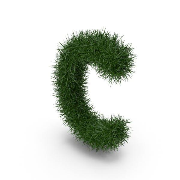 Thumbnail for Letra hierba c