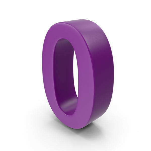 Cover Image for Purple Number 0