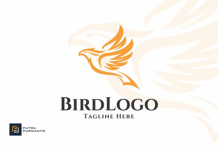 Thumbnail for Bird - Logo Template
