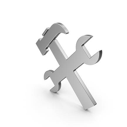 Werkzeuge-Symbol
