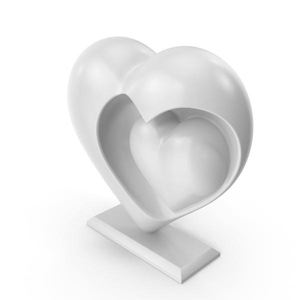 Thumbnail for Скульптура сердца