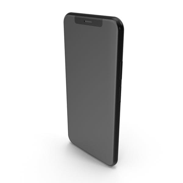 Thumbnail for Black Generic Smartphone
