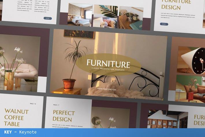 Furniture Design Keynote Business