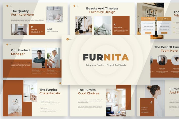 Thumbnail for Furnita - Google slides