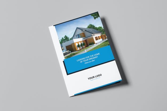 Thumbnail for Brochure – Real Estate Bi-Fold
