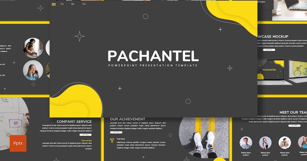 Download Pachantel - Creative Powerpoint Template by inspirasign